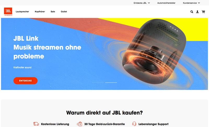 jbl.com Gutschein