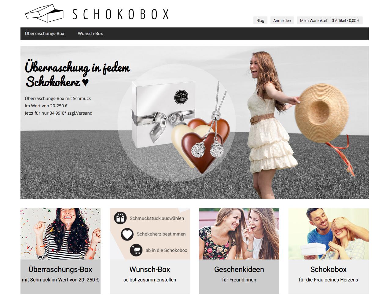 Schokobox.de Gutschein