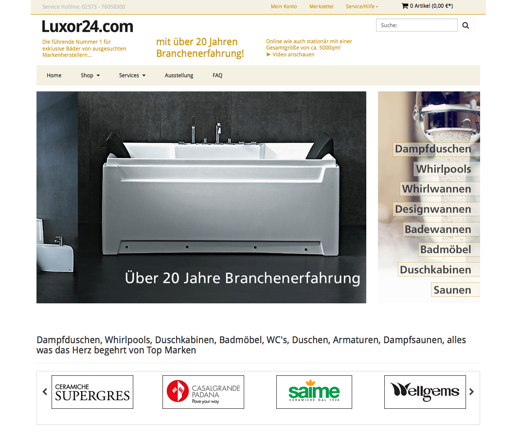 luxor24 Gutschein