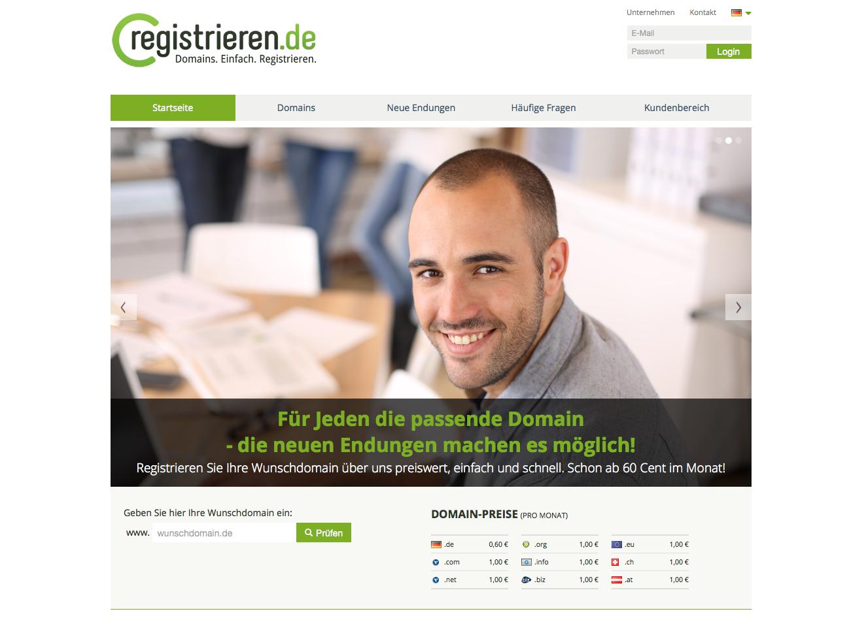 registrieren.de Gutschein