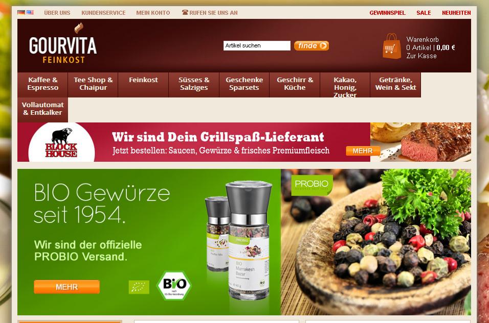 Gourvita.com Gutschein
