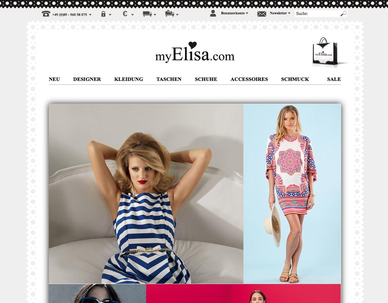 myElisa.com Gutschein
