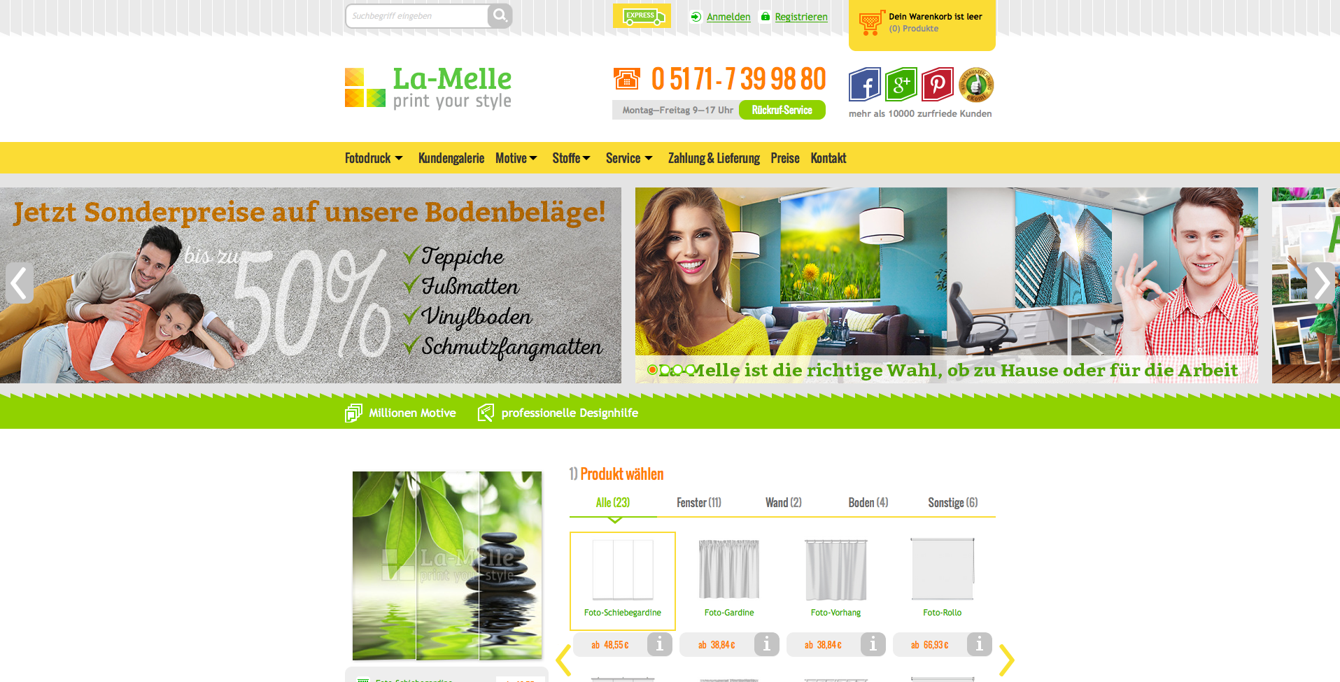 La-Melle Gutschein