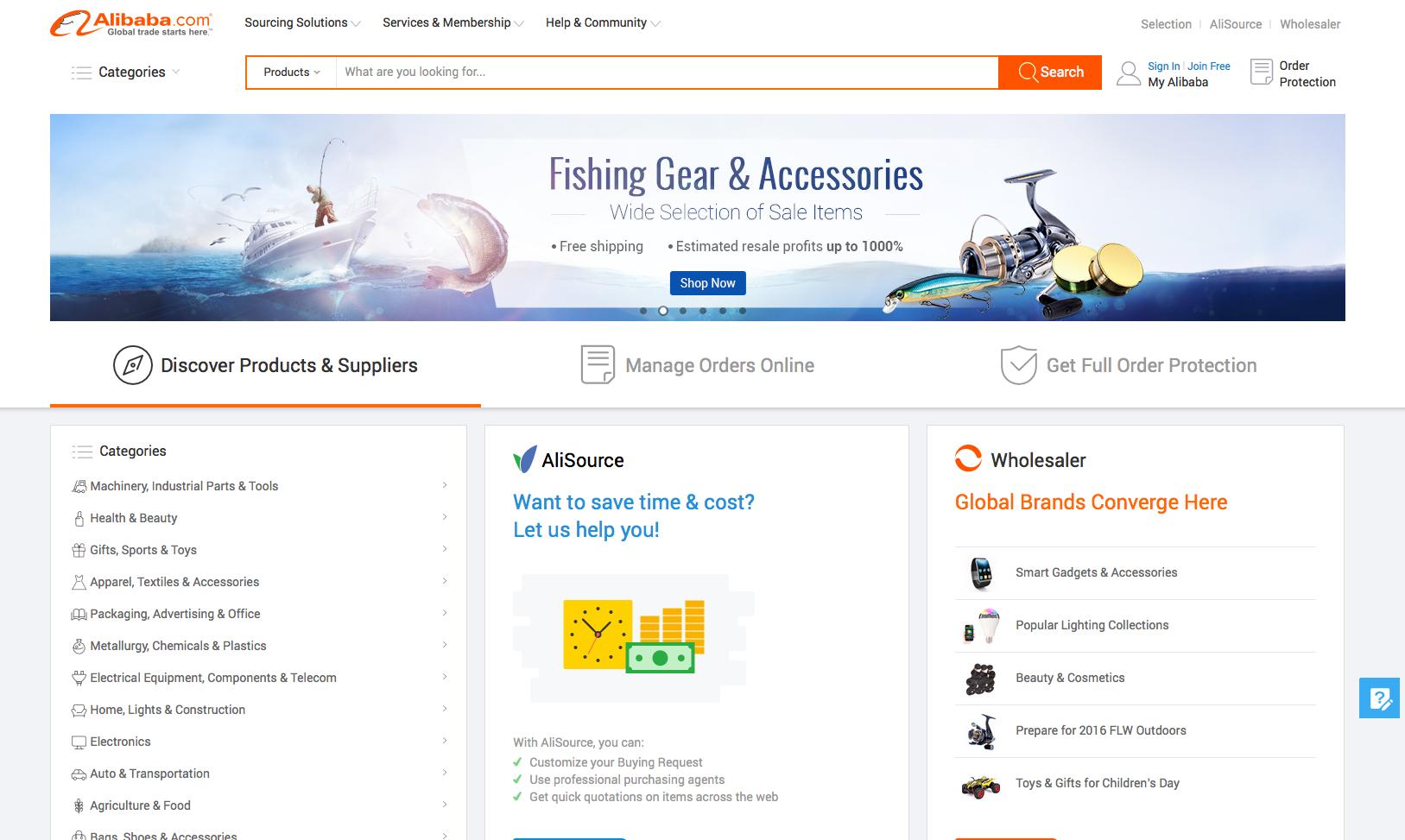 Alibaba.com Gutschein