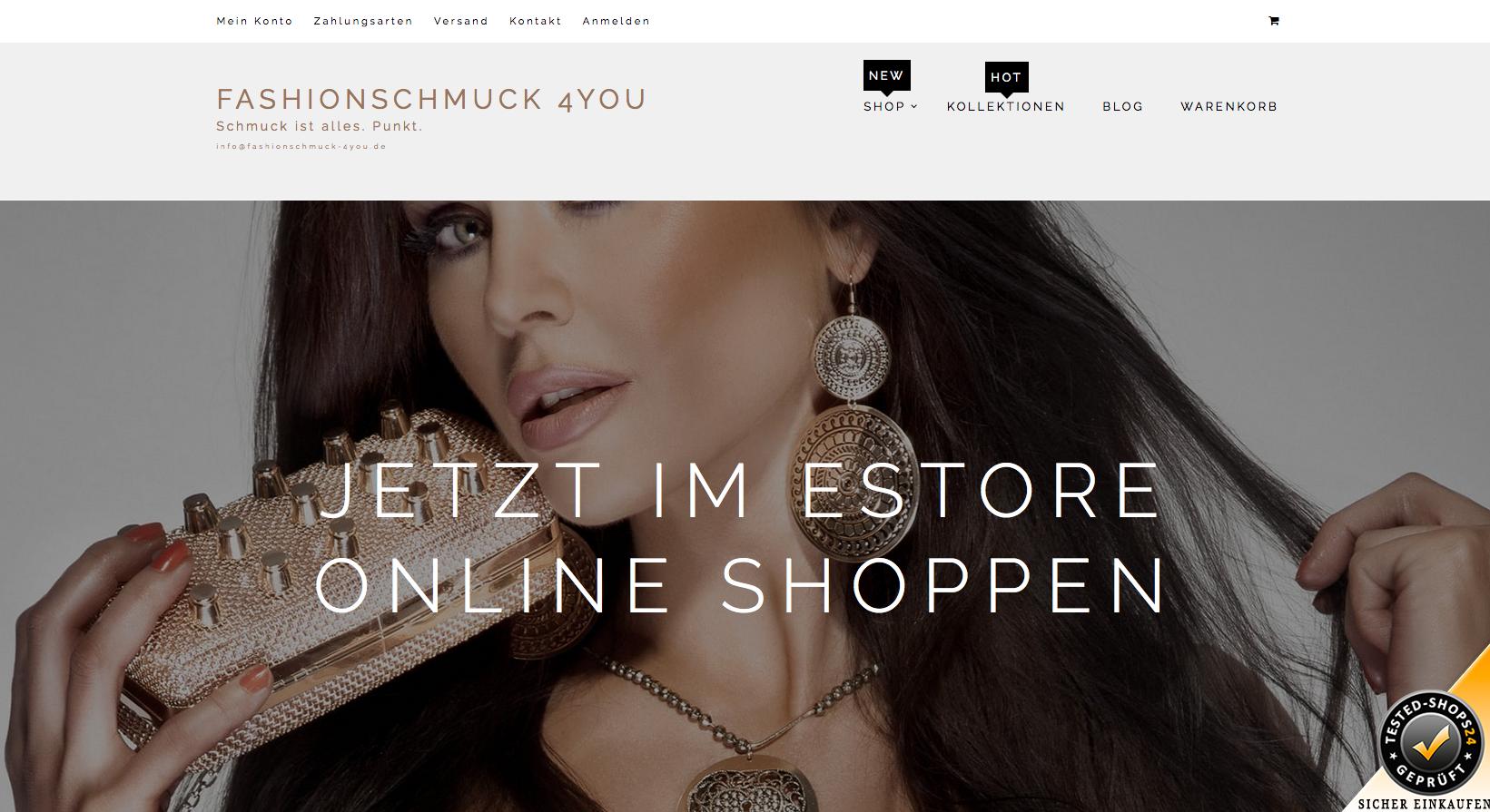 FashionSchmuck 4You Gutschein