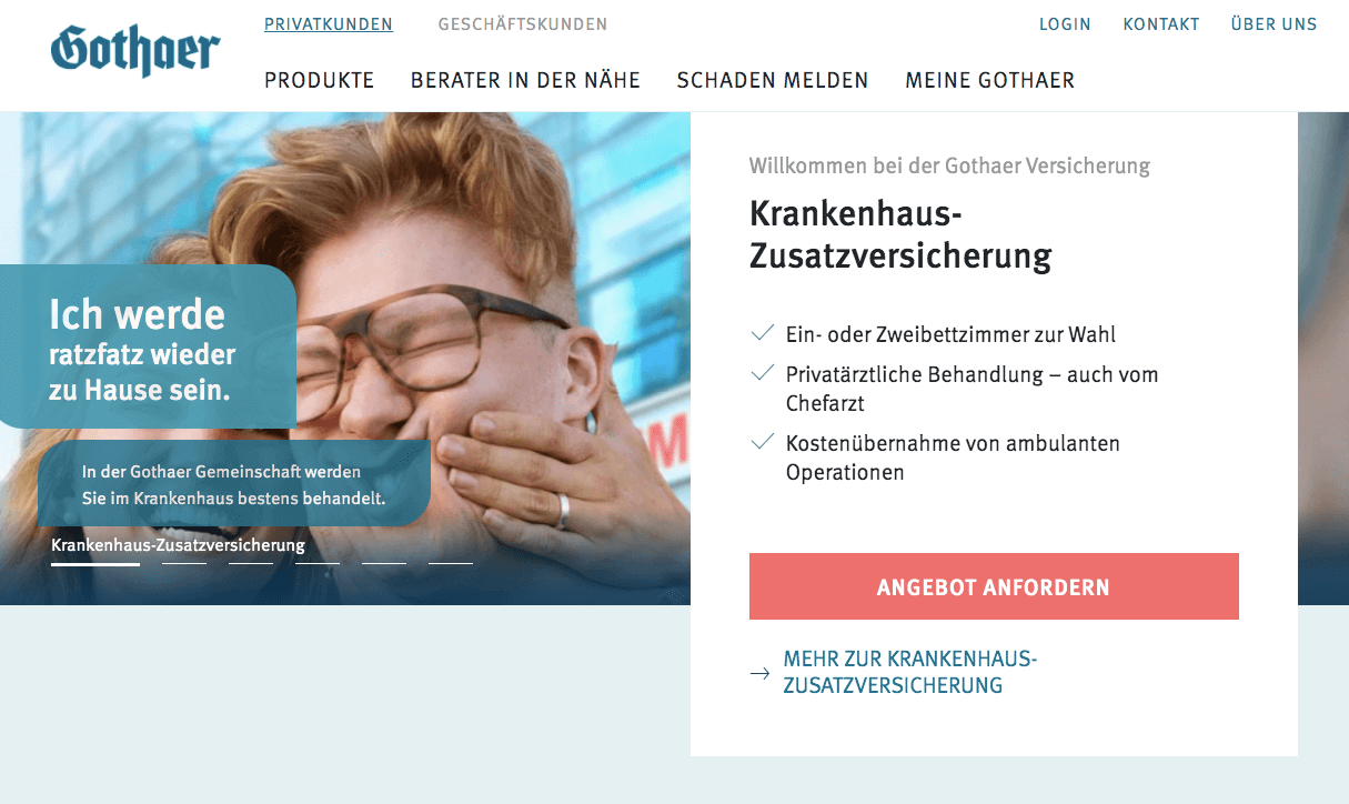 Gothaer Hausratversicherung Gutschein