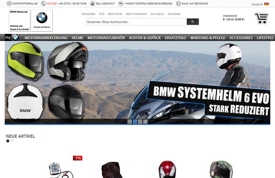 Bmw-Motorrad-Bohling.com Gutschein