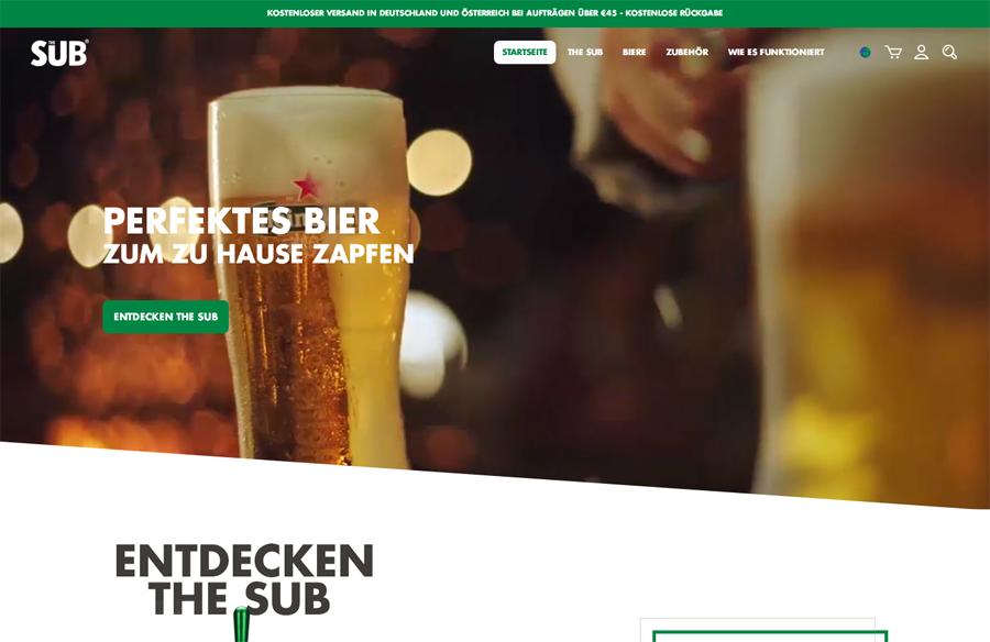 Heineken The Sub Gutschein