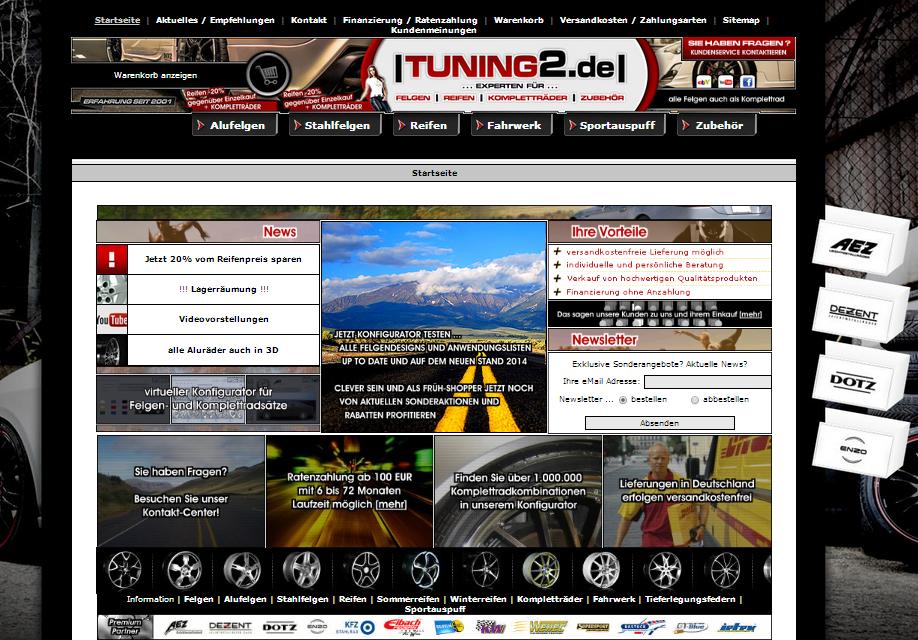 Tuning2.de Gutschein