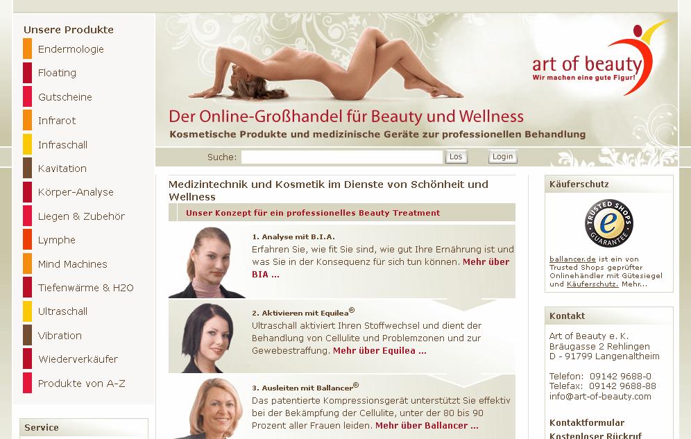 art-of-beauty.com Gutschein