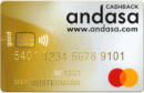 Andasa Cashback Card