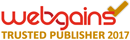 Webgains Trusted Publisher